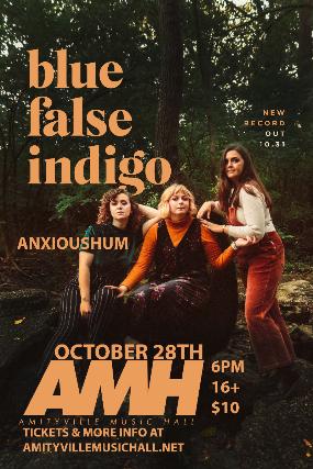 Blue False Indigo, anxioushum, Horse & Wells, Little Foot