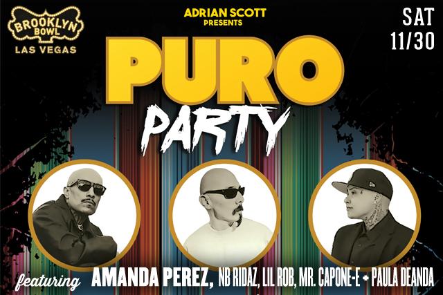 Puro Party ft. Amanda Perez