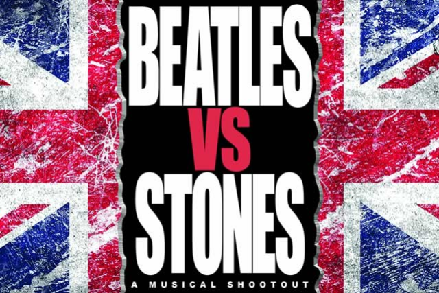 Beatles vs Stones at The Coach House