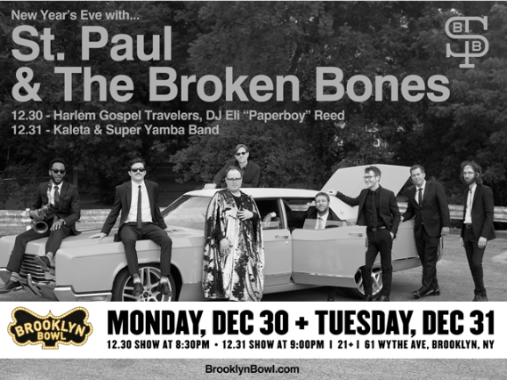 More Info for St. Paul and the Broken Bones