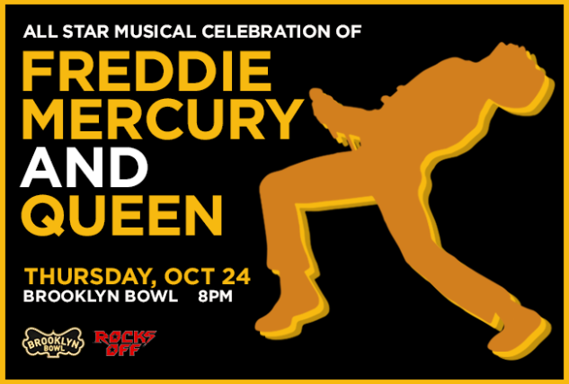 More Info for All Star Musical Celebration of Freddie Mercury and Queen