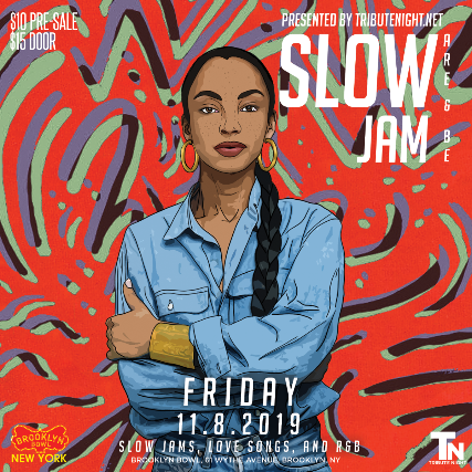 More Info for Slow Jam: R&B Dance Party