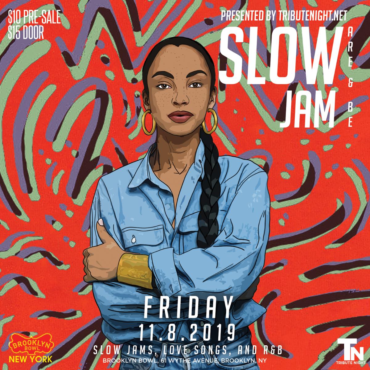 Slow Jam: R&B Dance Party