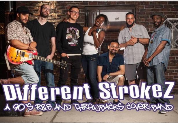 Different StrokeZ