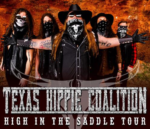 Texas Hippie Coalition, DeepFall at Shovelhead Live
