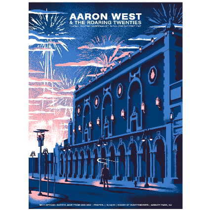 SOLD OUT: Aaron West & The Roaring Twenties