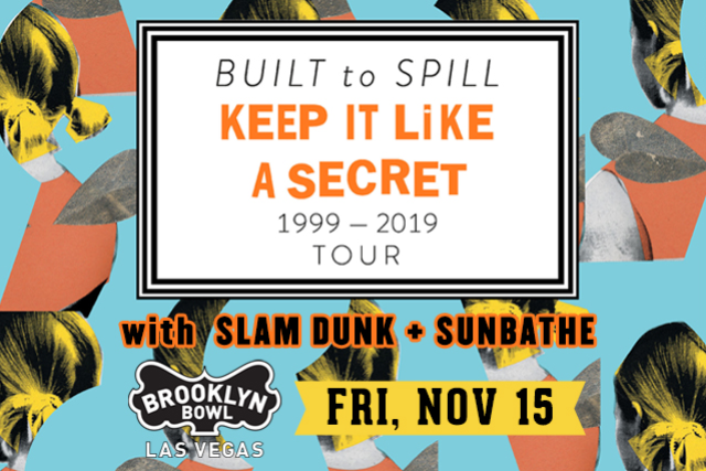 More Info for Built To Spill - Keep It Like A Secret Tour