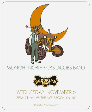 More Info for Midnight North + Cris Jacobs Band