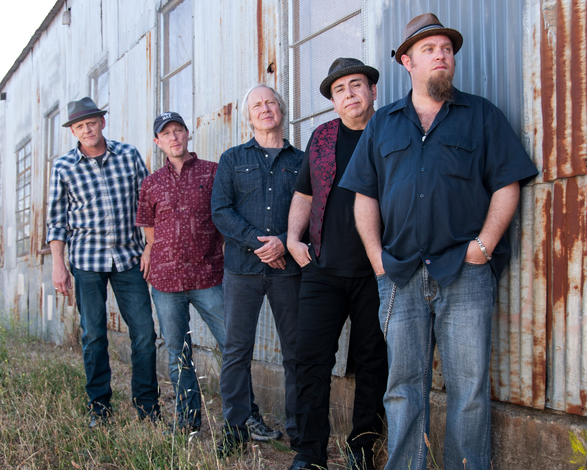 The Weight Band - featuring members of The Band and the Levon Helm Band