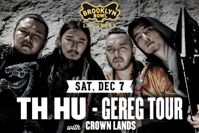 More Info for THE HU – The Gereg Tour