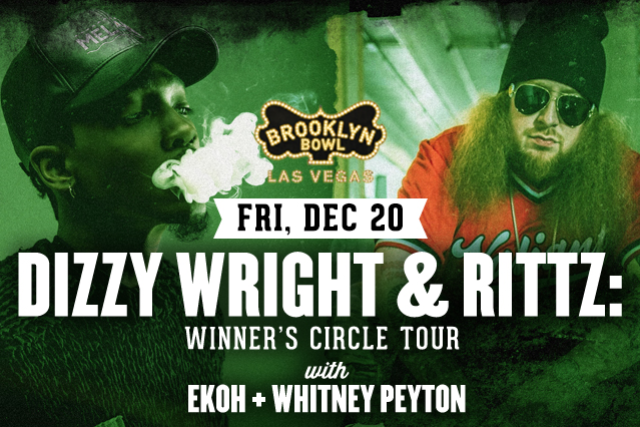 More Info for Dizzy Wright & Rittz: Winner's Circle Tour
