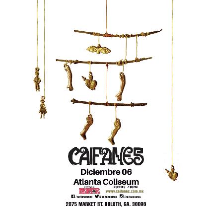 Caifanes en Concierto at Wild Bill's