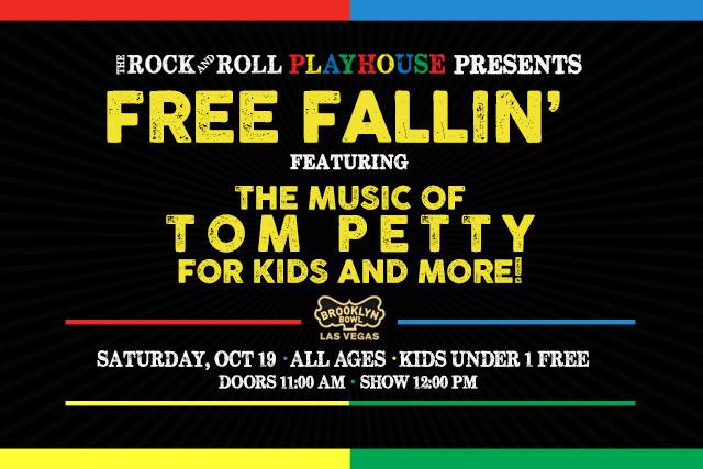 Free Fallin' ft. the Music of Tom Petty for Kids and More!