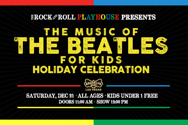 Music of The Beatles for Kids Holiday Celebration