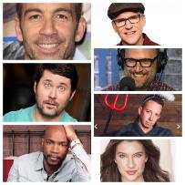 At The Improv: Doug Benson, Bryan Callen, Ian Edwards, Jeff Dye, Greg Fitzsimmons, and more!