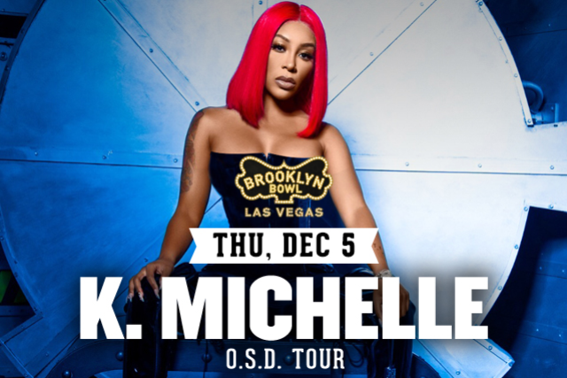 More Info for K. Michelle – O.S.D. Tour