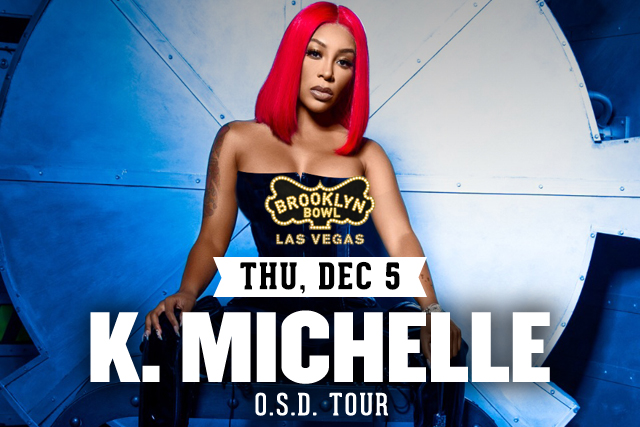 K. Michelle – O.S.D. Tour