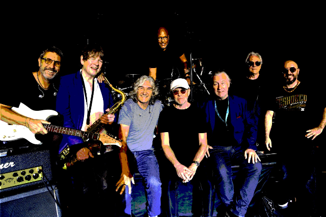 Dire Straits Legacy with Asia featuring John Payne & Big Country