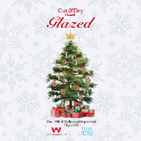 GLAZED with Michael Glazer ft. Jon Gabrus, Brian Wohl, Jenny Zigrino, Jessica Michelle Singleton, Harry Mack, Santa, Josh Gondelman and more!