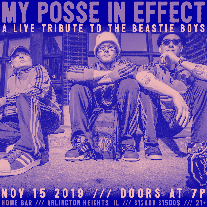 My Posse In Effect: A Live Tribute to the Beastie Boys