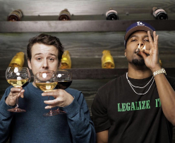 The Wine & Weed Podcast ft. Chris Redd