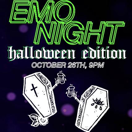 Providence Emo Night Halloween Edition