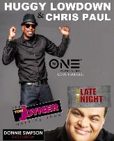 Huggy Lowdown With Chris Paul