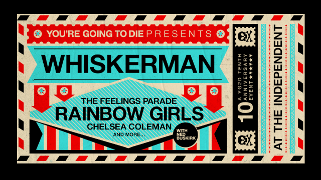 Whiskerman | Rainbow Girls