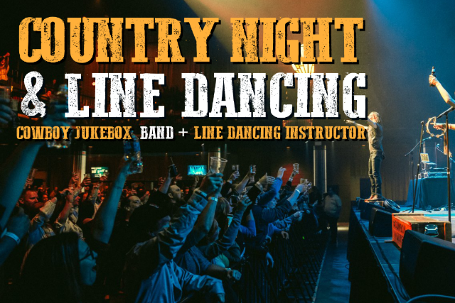 Country Night & Line Dancing tickets (Copyright © Ticketmaster)