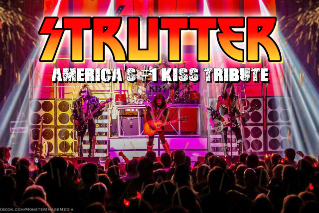 Strutter - A Tribute to KISS at Impact Fuel Room
