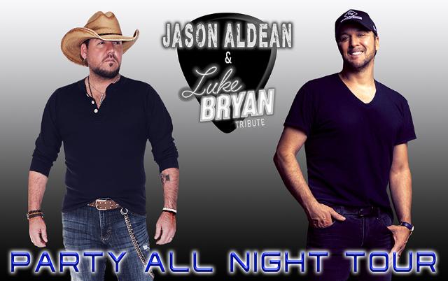 Jason Aldean Luke Bryan Tribute