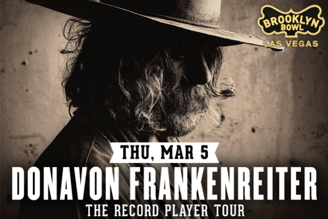 More Info for Donavon Frankenreiter The Record Player Tour