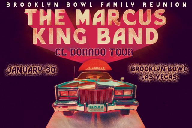 More Info for The Marcus King Band - El Dorado Tour