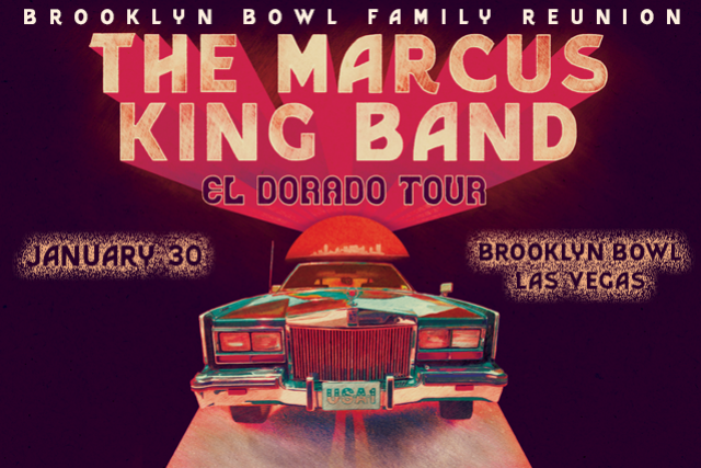 More Info for The Marcus King Band - El Dorado Tour