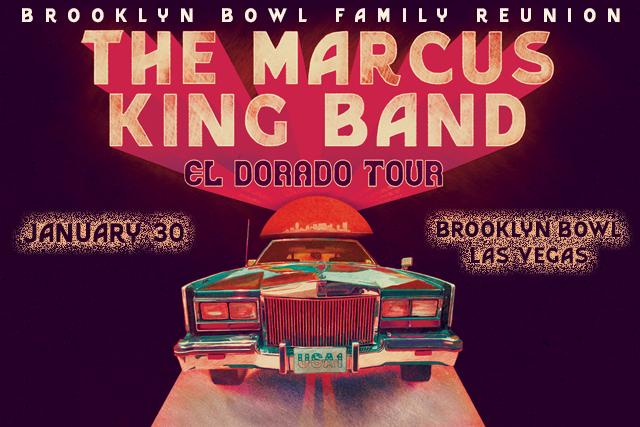 The Marcus King Band - El Dorado Tour
