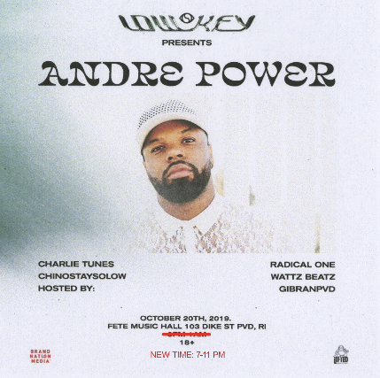LOWKEY Presents: Andre Power at FMH