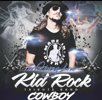 Cowboy - Kid Rock Tribute Band