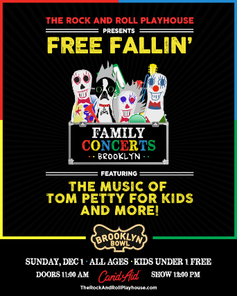 More Info for The Rock and Roll Playhouse presents Free Fallin' ft. the Music of Tom Petty for Kids and More!