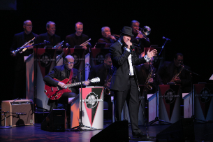 EVENT CANCELLED Matt Mauser & The Pete Jacobs Big Band: A Tribute to Frank Sinatra
