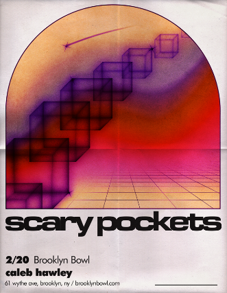 More Info for Scary Pockets feat. Antwaun Stanley, Therese Curatolo, Mario Jose & more!
