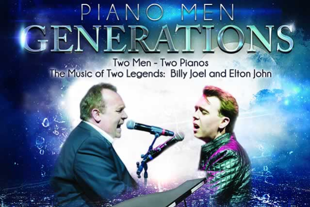 Piano Men: Generations at The Coach House