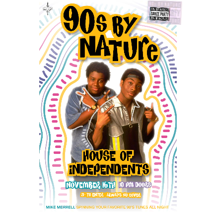 90s By Nature Dance Party