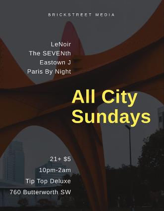 All City Sundays