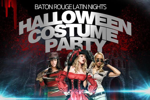 Baton Rouge Latin Night presents Halloween Costume Party