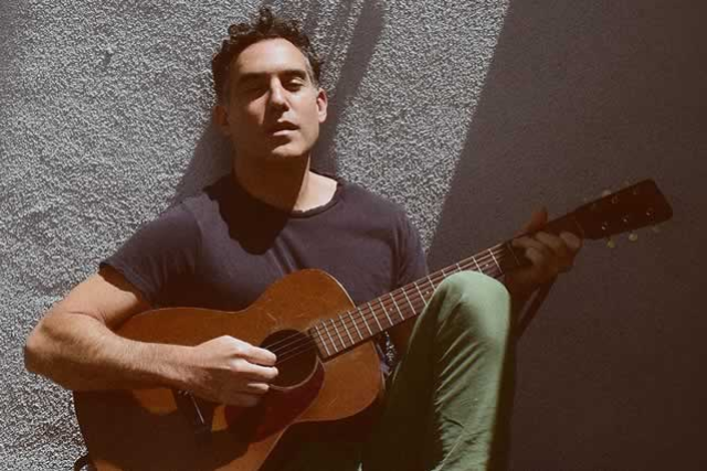 Joshua Radin & friends with Ben Kweller and William Fitzsimmons