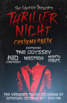 Thriller Night: Costume Party