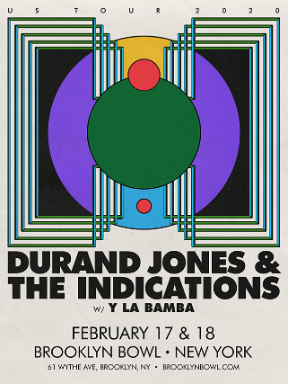 More Info for Durand Jones & The Indications