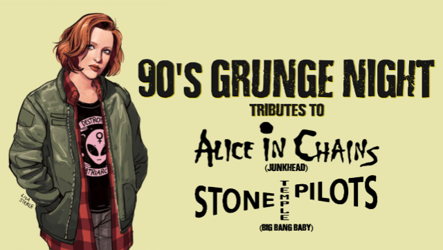 90's Grunge Night at Impact Fuel Room