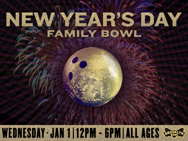 New Year's Day Family Bowl