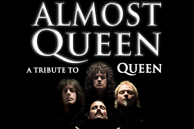 Almost Queen- The Ultimate Queen Tribute